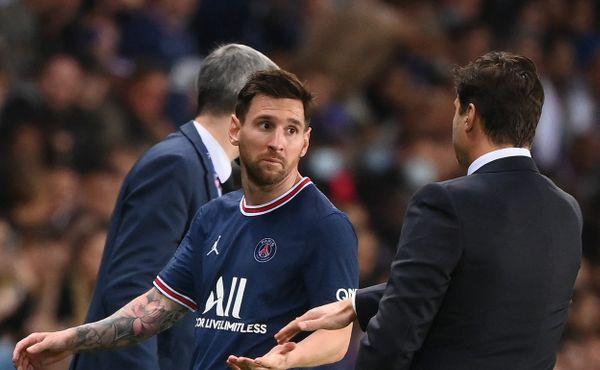Lionel Messi byl stažen ze hřiště. To já jsem trenér! obhajuje se Pochettino