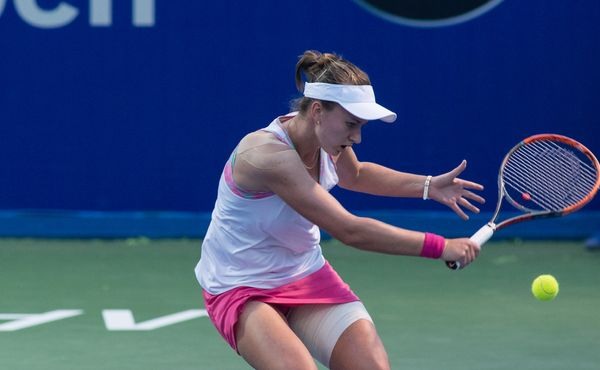 Barbora Krejčíková je skokankou rankingu WTA