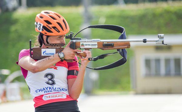Nové Město hostí letní biatlonový šampionát